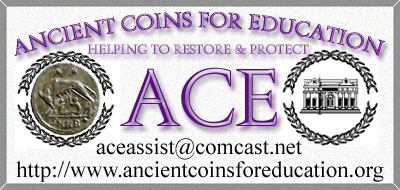 Ancient Coins for Education (ACE)